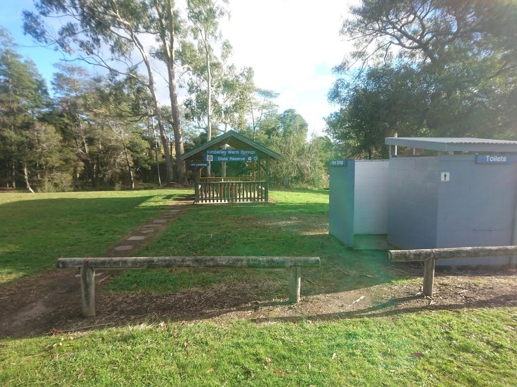 Kimberley Warm Springs | spa | Kimberley TAS 7304, Australia