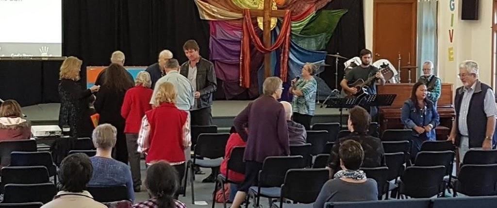 Yandina Baptist Church   church   Railway St, Yandina QLD 4561, Australia   0754468156 OR +61 7 5446 8156