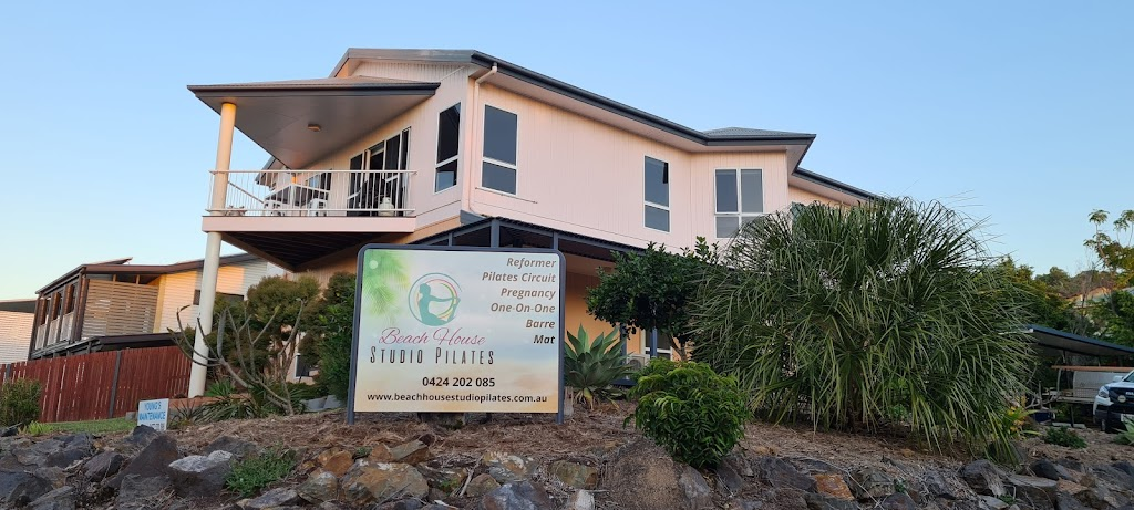 Beach House Studio Pilates   gym   1 Webster Ct, Agnes Water QLD 4677, Australia   0424202085 OR +61 424 202 085