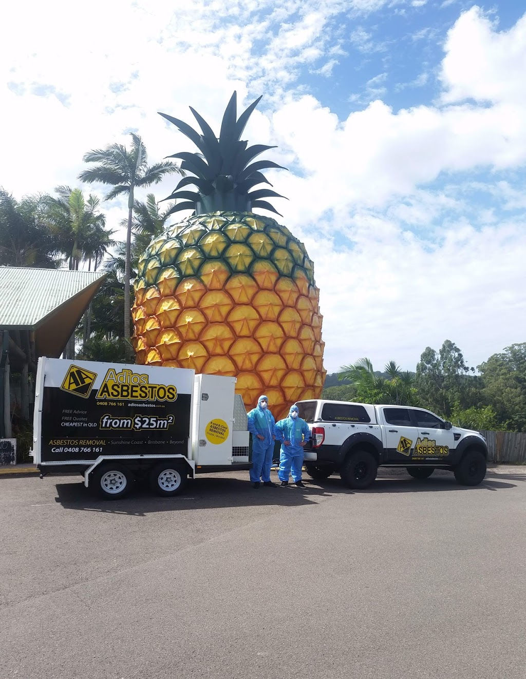 Adios Asbestos Removal Sunshine Coast   roofing contractor   36 Forestwood Dr, Buderim QLD 4556, Australia   0408766161 OR +61 408 766 161