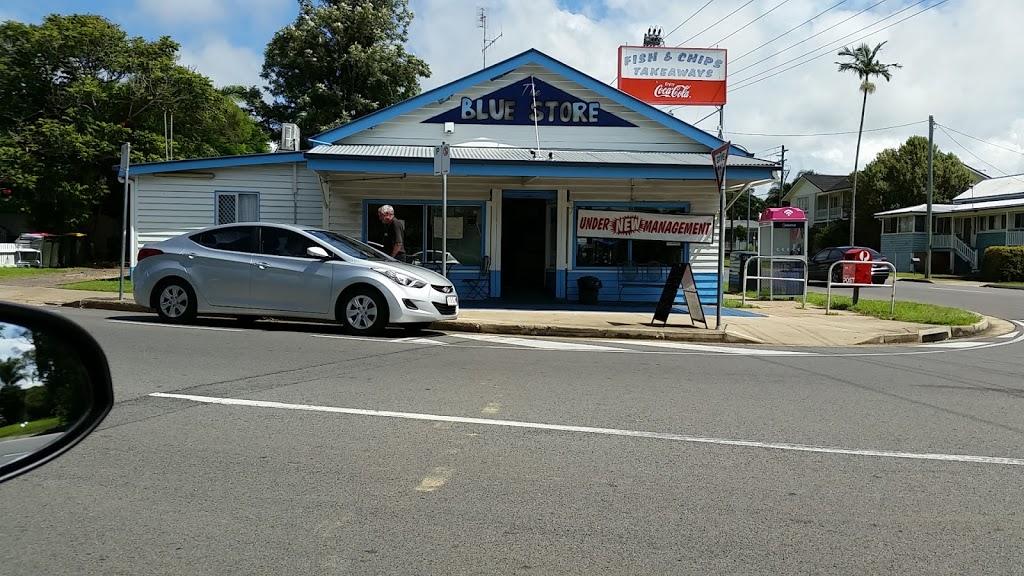 The Blue Store | restaurant | 1 Watson St, Pialba QLD 4655, Australia | 0741281805 OR +61 7 4128 1805