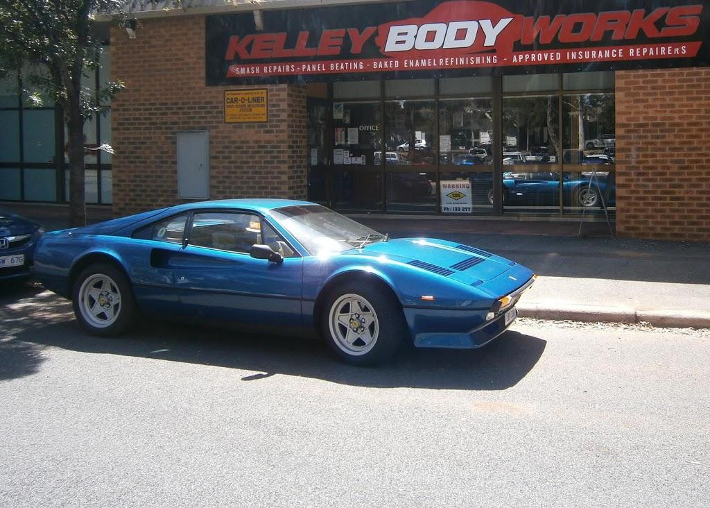 Kelley Body Works | car repair | 14-16 Baillieu Ct, Mitchell ACT 2911, Australia | 0262418127 OR +61 2 6241 8127