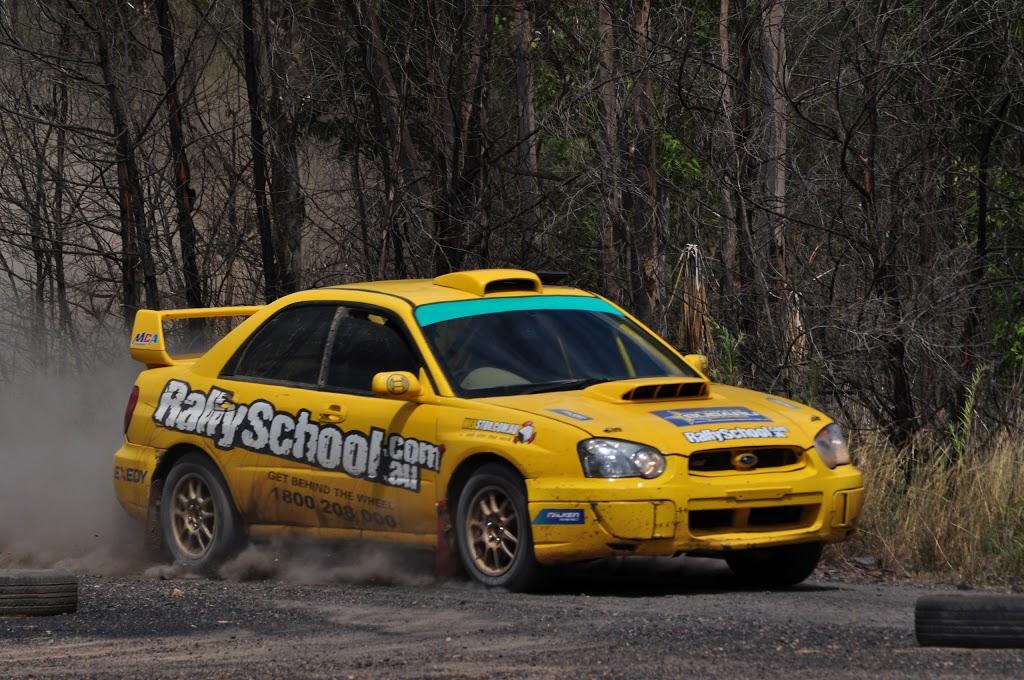 RallySchool Hunter Valley   point of interest   Cnr Quarrybylong &, McFarlane St, Cessnock NSW 2325, Australia   1800208000 OR +61 1800 208 000