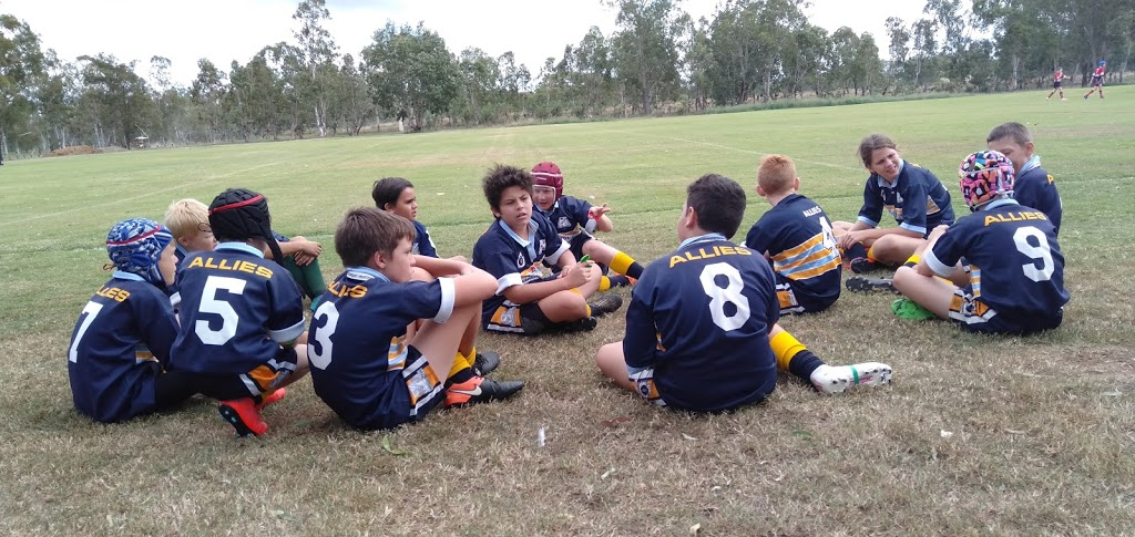 Rugby Park   point of interest   34 Normanby St, The Range QLD 4700, Australia   0749276057 OR +61 7 4927 6057