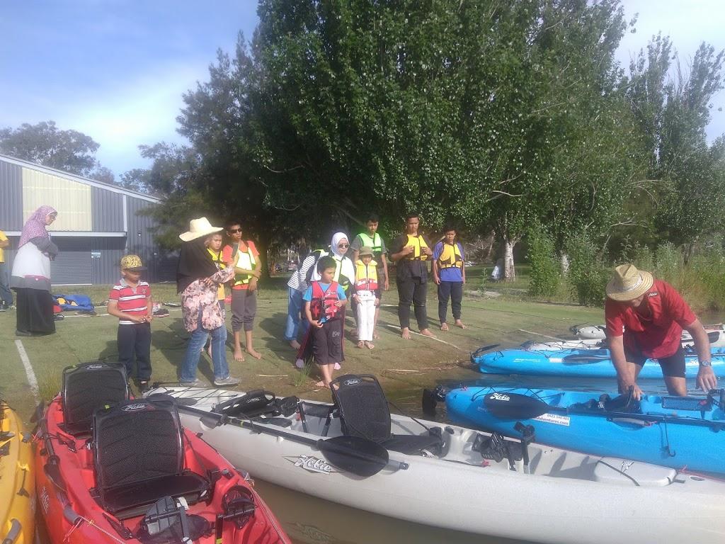 Black Mountain Peninsula | park | Garryowen Dr, Acton ACT 2601, Australia | 132281 OR +61 132281