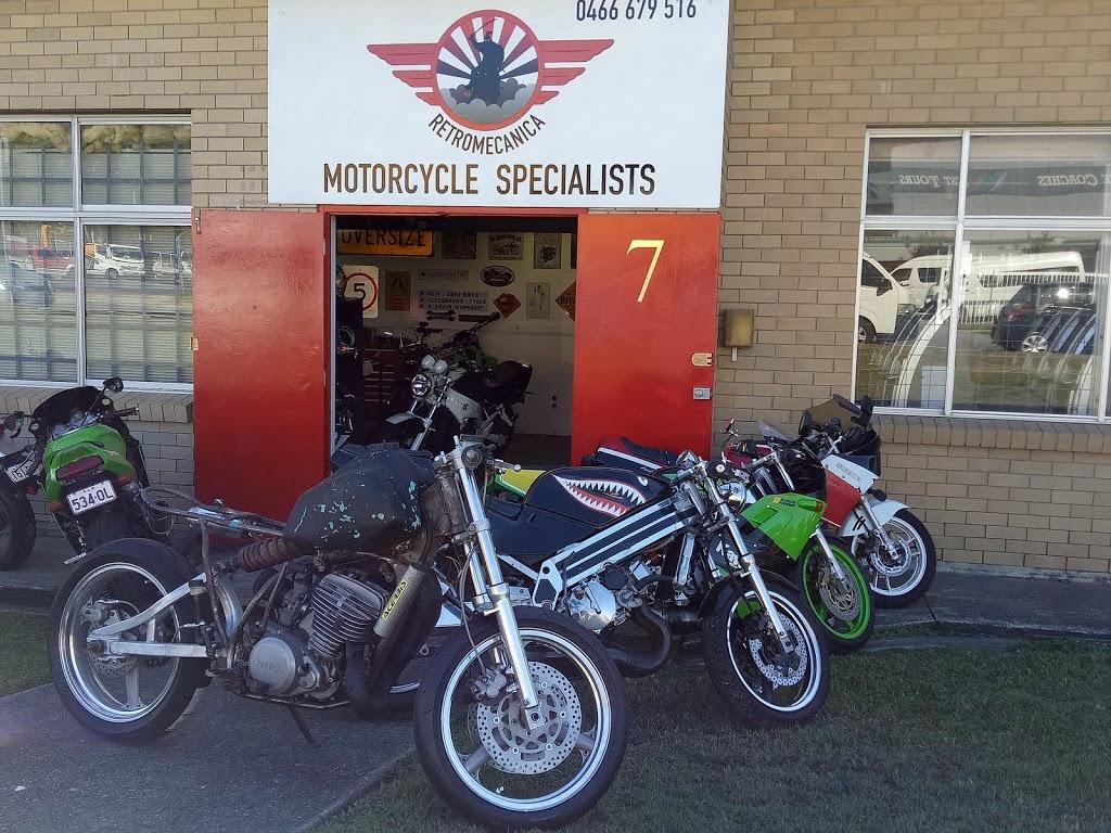 Retromecanica   store   Unit 7/55 Bailey Cres, Southport QLD 4215, Australia   0466679516 OR +61 466 679 516