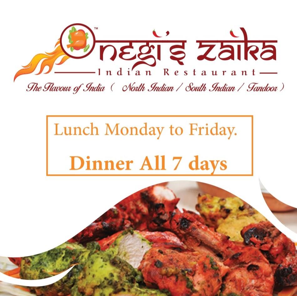 Negis Zaika Indian Restaurant | restaurant | 144 Shannon Ave, Geelong West VIC 3218, Australia | 0352223990 OR +61 3 5222 3990