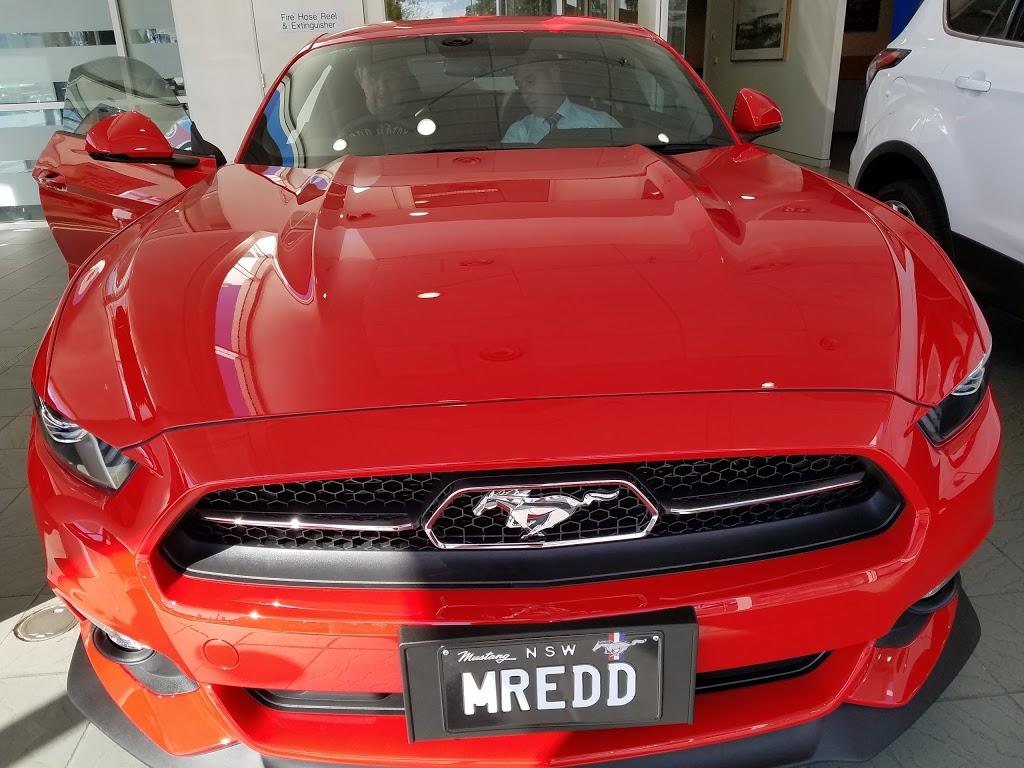 John McGrath Ford | car dealer | Melrose Dr &, Hindmarsh Dr, Woden ACT 2605, Australia | 0261222222 OR +61 2 6122 2222