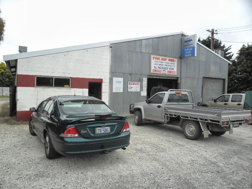 Evans Bodyworks Crookwell   car repair   94 Laggan Rd, Crookwell NSW 2583, Australia   0248321706 OR +61 2 4832 1706