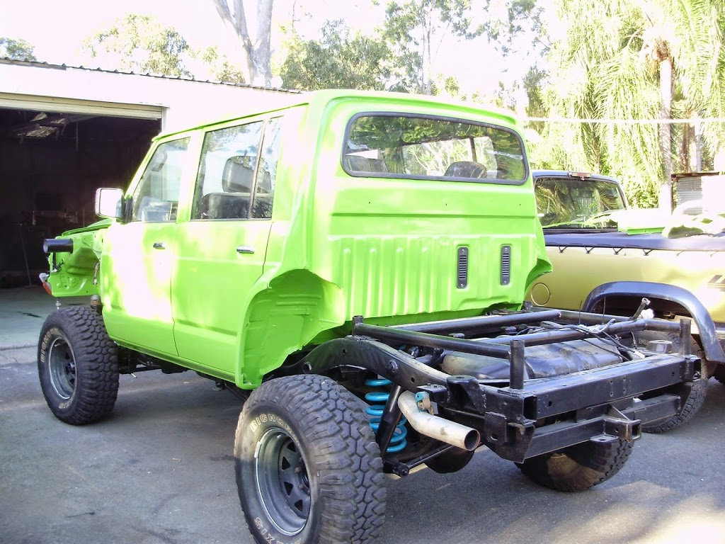 Body Mods and Repairs - Car repair | 46 Bancroft Terrace, Deception