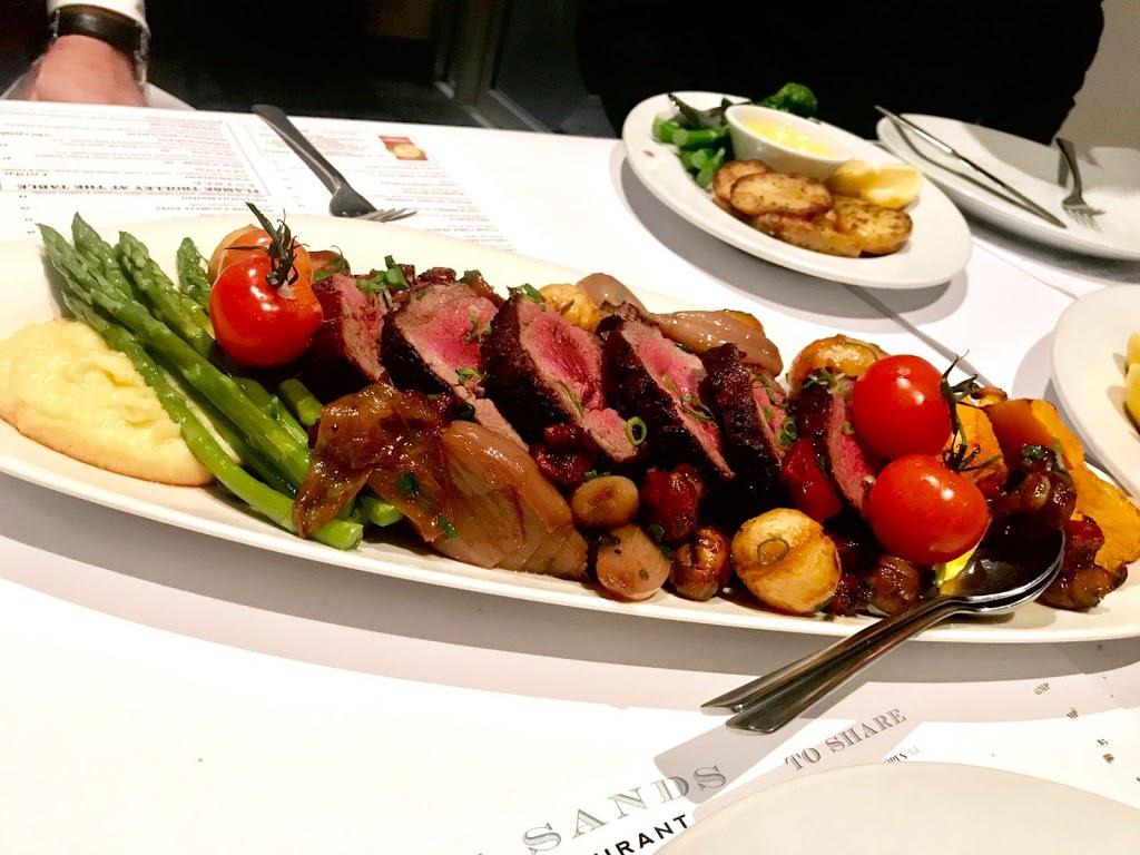 Le Sands Restaurant | restaurant | 127 The Grand Parade, Brighton-Le-Sands NSW 2216, Australia | 0295994949 OR +61 2 9599 4949