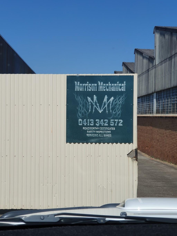 morrison mechanical pty ltd | car repair | 1/21 Hilda St, Hamilton QLD 4007, Australia | 0413342572 OR +61 413 342 572