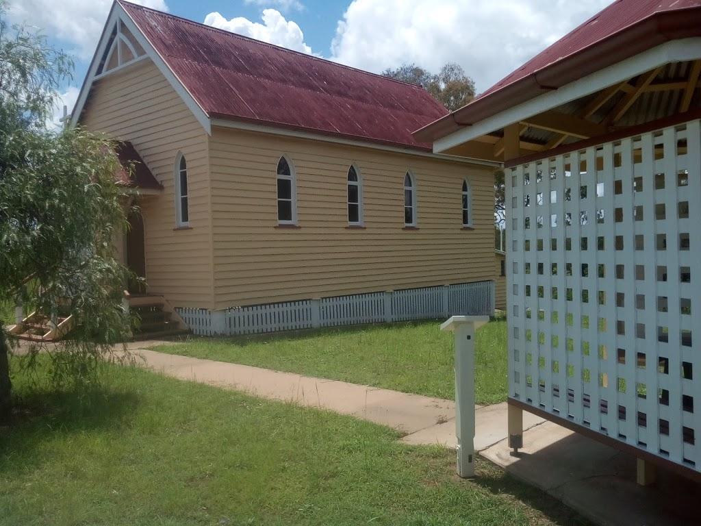 St Marys Anglican Church | church | Boompa QLD 4621, Australia