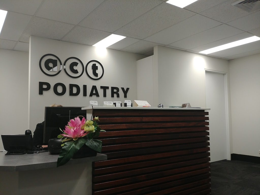 ACT Podiatry | doctor | Shops, 16 Brierly St, Weston ACT 2611, Australia | 0262872818 OR +61 2 6287 2818