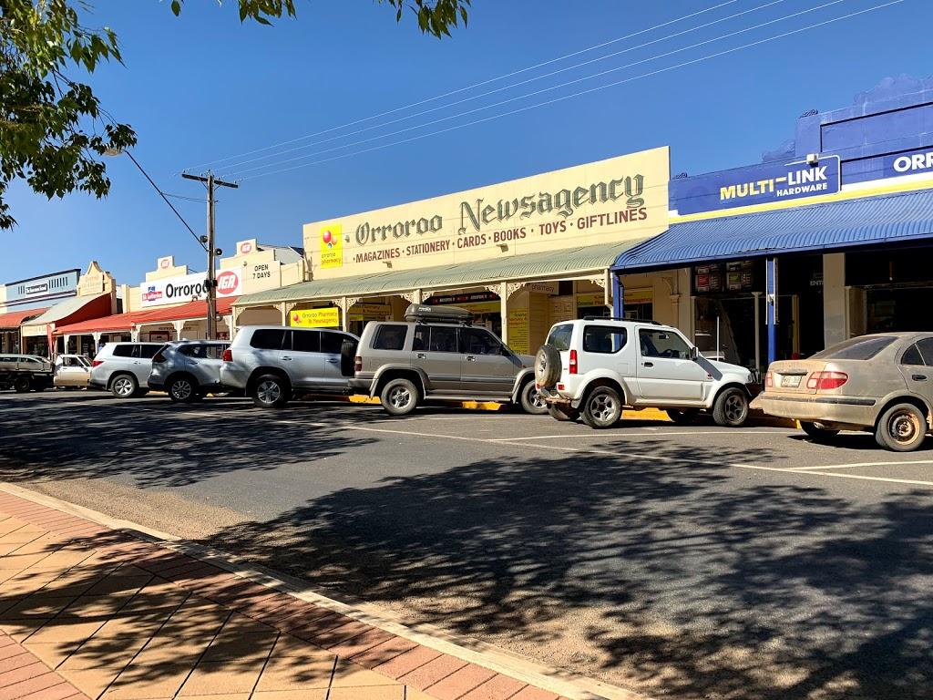 Orroroo Pharmacy | health | 16 Second St, Orroroo SA 5431, Australia | 0886581548 OR +61 8 8658 1548