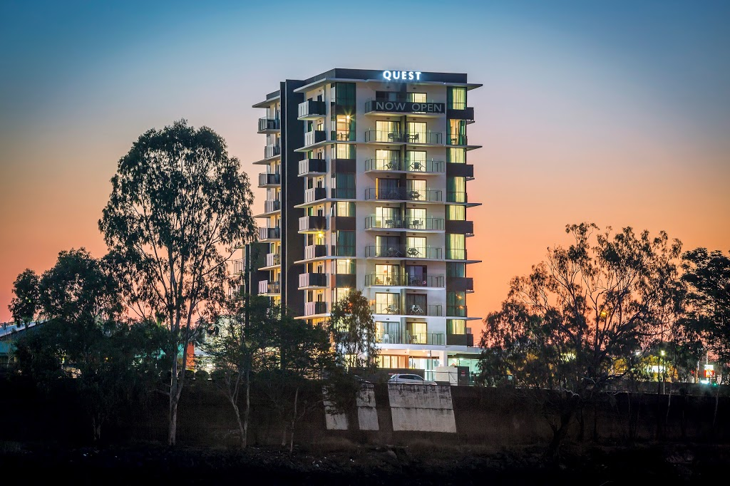 Quest Rockhampton | lodging | 48 Victoria Parade, Rockhampton City QLD 4701, Australia | 0749205300 OR +61 7 4920 5300