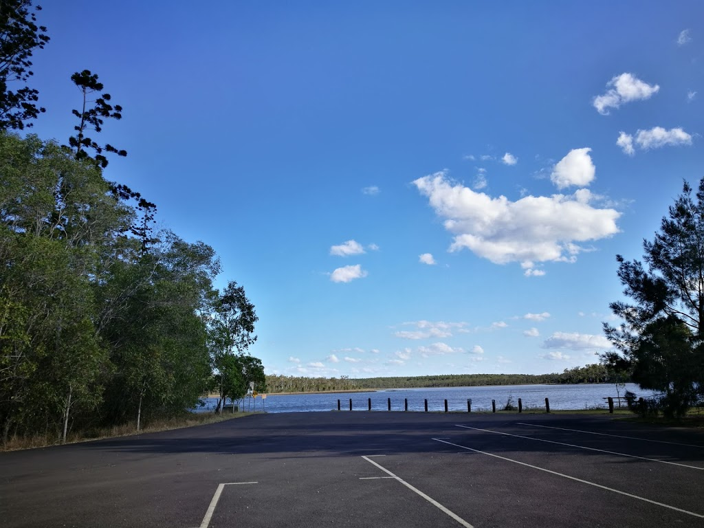 Lake Lenthal camping   campground   Unnamed Road, Duckinwilla QLD 4650, Australia