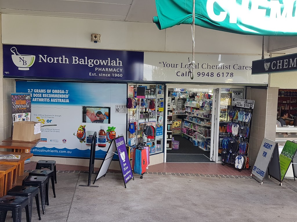 North Balgowlah Pharmacy | health | 10/44 Woodbine St, Balgowlah NSW 2093, Australia | 0299486178 OR +61 2 9948 6178