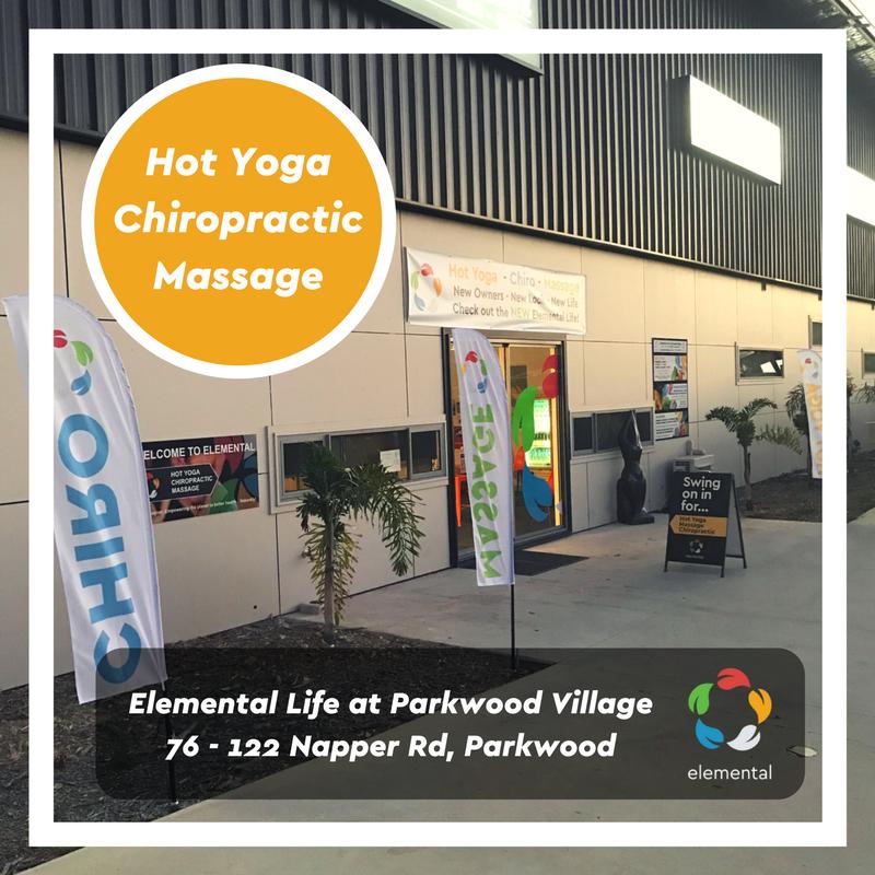 Elemental Hot Yoga - Gym | 13 122/76 Napper Rd, Parkwood QLD