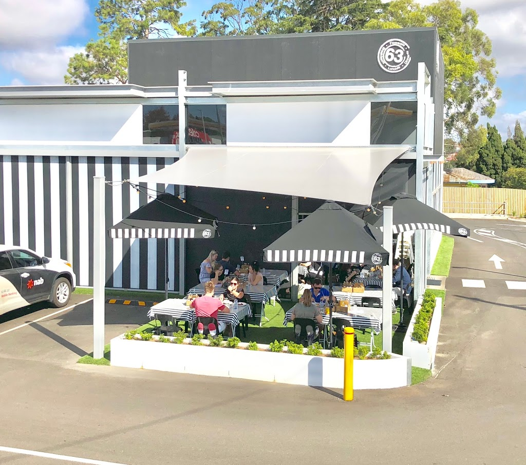 Cafe 63 intersection | cafe | 801 Ruthven St, Kearneys Spring QLD 4350, Australia | 1300636300 OR +61 1300 636 300