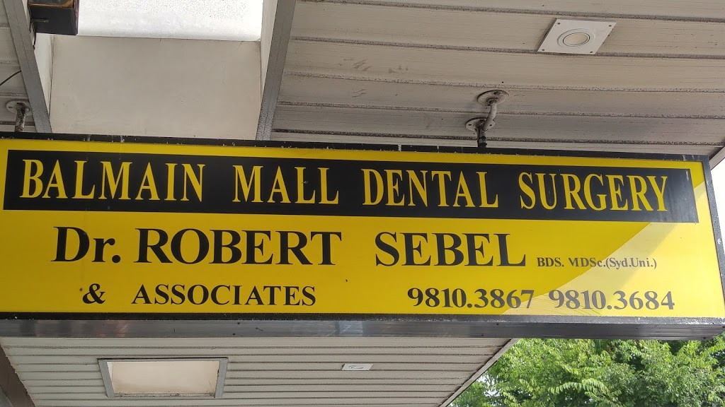 Balmain Mall Dental Surgery | dentist | 308 Darling St, Balmain NSW 2041, Australia | 0298103867 OR +61 2 9810 3867