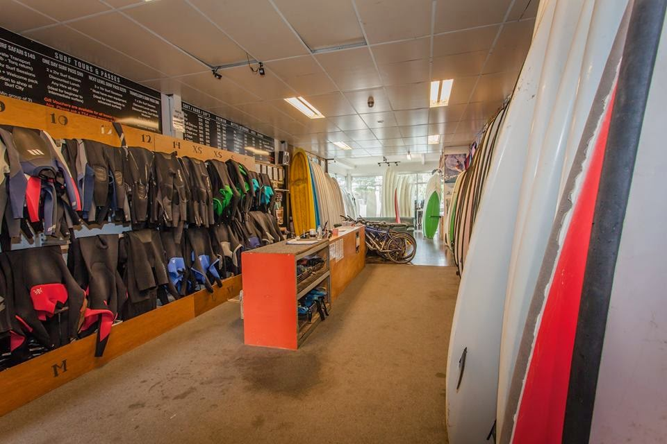 Torquay Surfing Academy | store | 34A Bell St, Torquay VIC 3228, Australia | 0352612022 OR +61 3 5261 2022