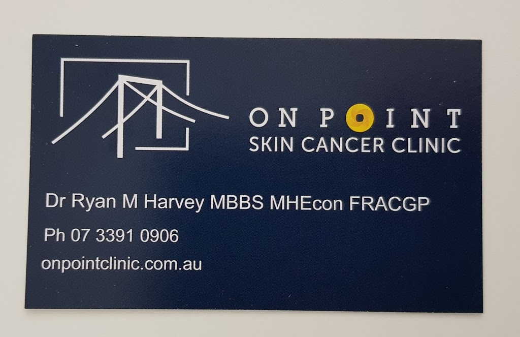 On Point Skin Cancer Clinic | hospital | 35 Ferry St, Kangaroo Point QLD 4169, Australia | 0733910906 OR +61 7 3391 0906