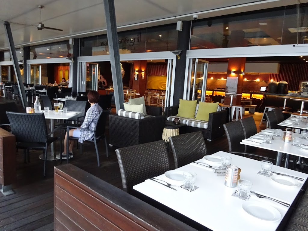 Waterbar & Grill Steakhouse | restaurant | 1 Pier Point Rd, Cairns City QLD 4870, Australia | 0740311199 OR +61 7 4031 1199