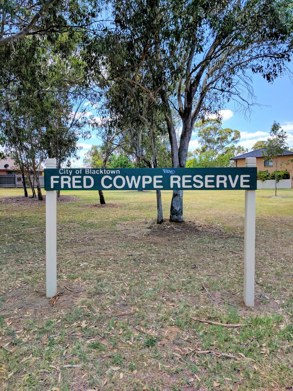 Fred Cowpe Reserve | park | 11 Coates St, Mount Druitt NSW 2770, Australia