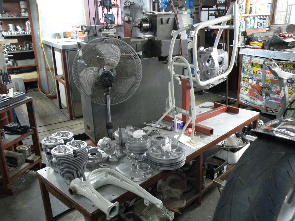 Hanks Engineering | car repair | 35 Barry St, Bungalow QLD 4870, Australia | 0740547144 OR +61 7 4054 7144