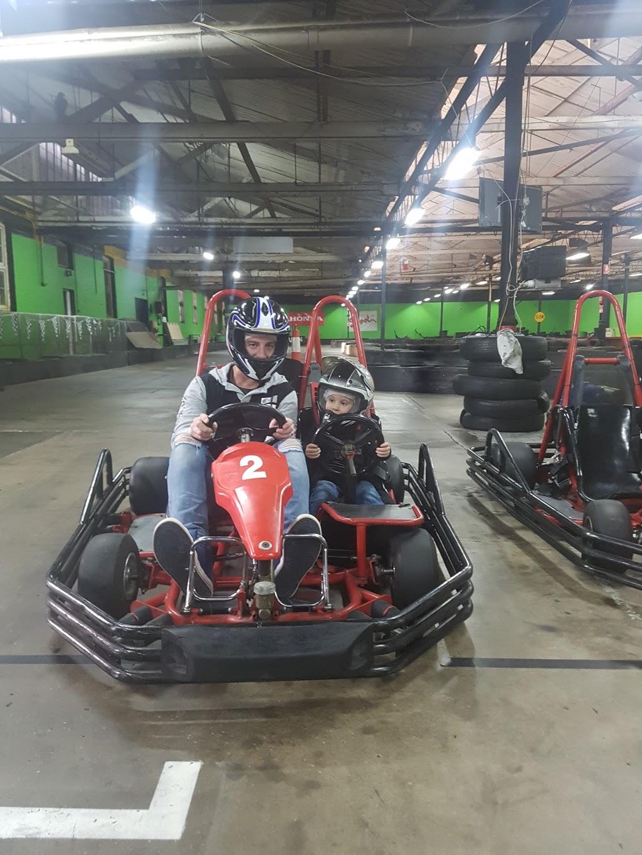 Ballarat Indoor Go-Karts | amusement park | 502 Howitt Street, Soldiers Hill VIC 3350, Australia | 0353328022 OR +61 3 5332 8022