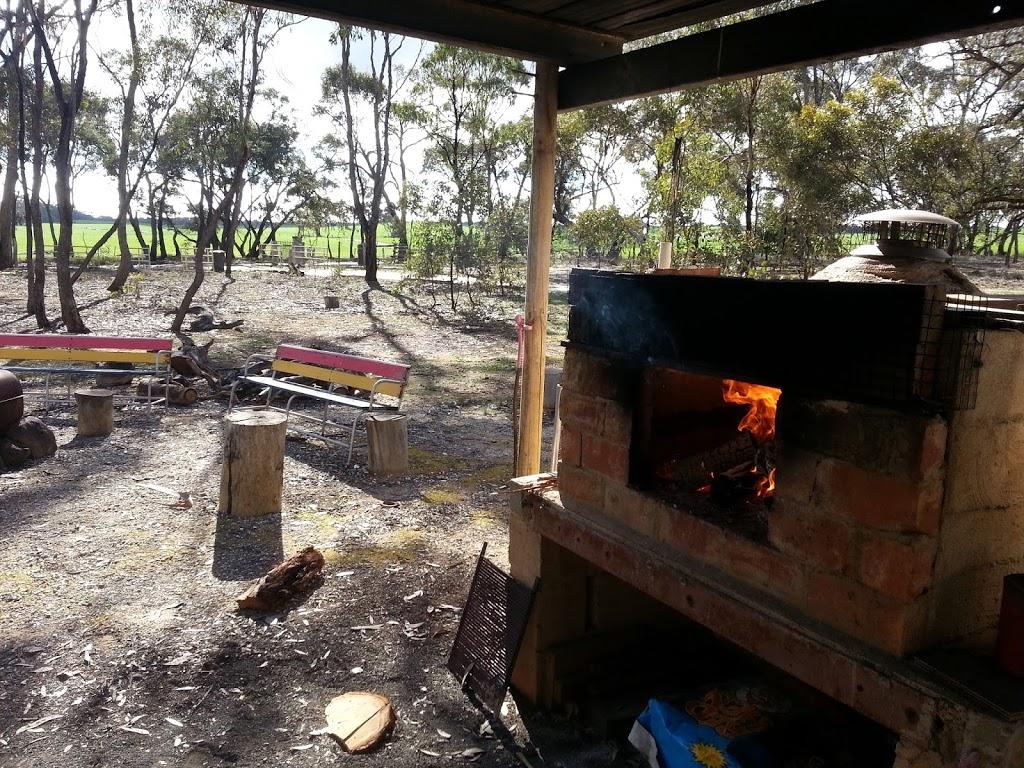 Avoca Farmstay   campground   104 Mitchell Rd, Avoca VIC 3467, Australia   0438614175 OR +61 438 614 175