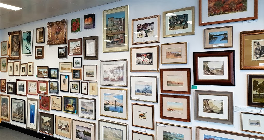 Artistic Vision Gallery | art gallery | 7/51 Tennant St, Fyshwick ACT 2609, Australia | 0418237766 OR +61 418 237 766