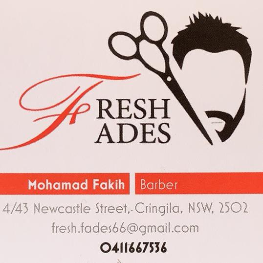 Fresh fades | hair care | 4/43 Newcastle St, Cringila NSW 2502, Australia | 0411667536 OR +61 411 667 536