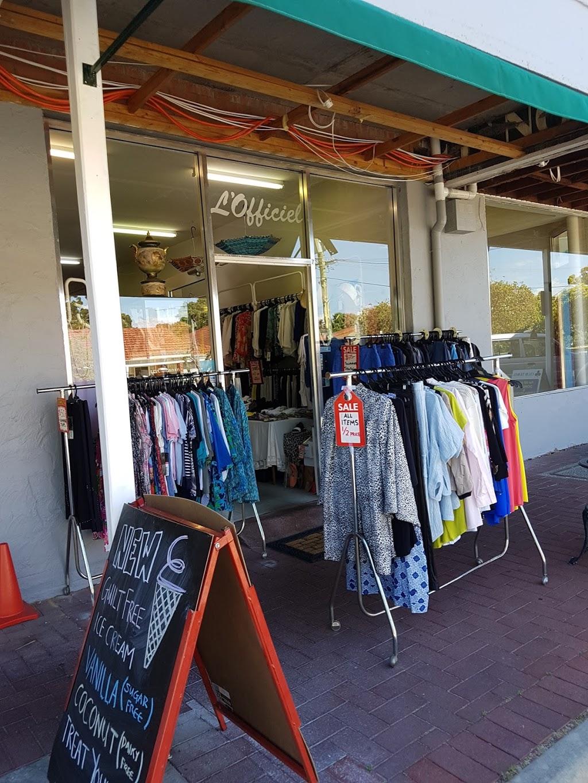 LOfficiel | clothing store | Shop 7/29 Strickland St, Mount Claremont WA 6010, Australia | 0893840103 OR +61 8 9384 0103