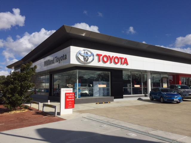 Toyota Of Midland >> Midland Toyota Car Dealer 163 169 Great Eastern Hwy