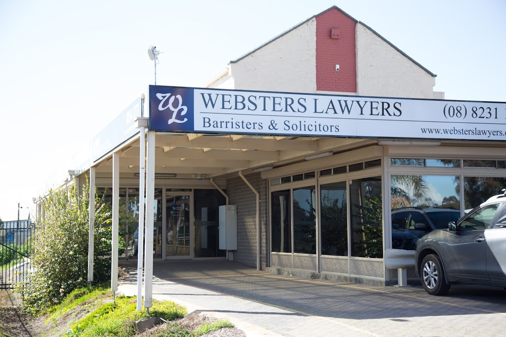 Websters Lawyers - Smithfield   lawyer   28B Anderson Walk, Smithfield SA 5114, Australia   0884870150 OR +61 8 8487 0150
