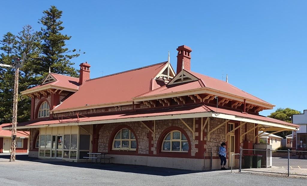Wallaroo Railway Station | museum | John Terrace, Wallaroo SA 5556, Australia
