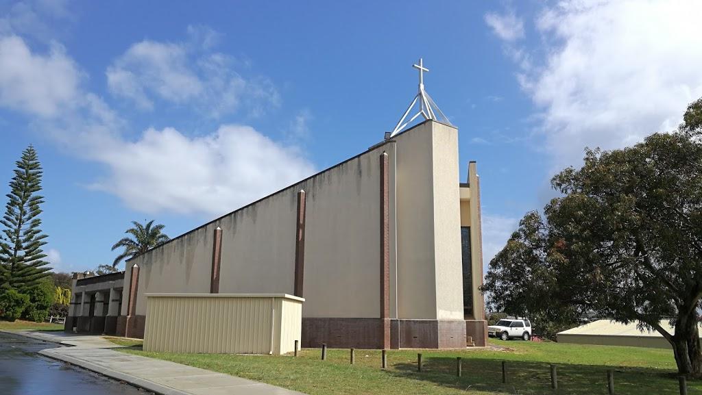 Holy Family Catholic Church | church | 74 Hardie Rd, Spencer Park WA 6330, Australia | 0898411129 OR +61 8 9841 1129