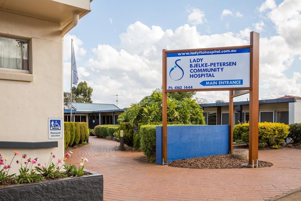 Lady Bjelke-Petersen Hospital | hospital | 31 Markwell St, Kingaroy QLD 4610, Australia | 0741621444 OR +61 7 4162 1444