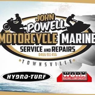 John Powell Motorcycle & Marine | electronics store | 3/65-67 Railway Ave, Railway Estate QLD 4810, Australia | 0466911456 OR +61 466 911 456