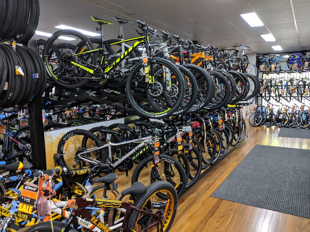 Cycleworld | bicycle store | 317 Concord Rd, Concord West NSW 2138, Australia | 0297396530 OR +61 2 9739 6530
