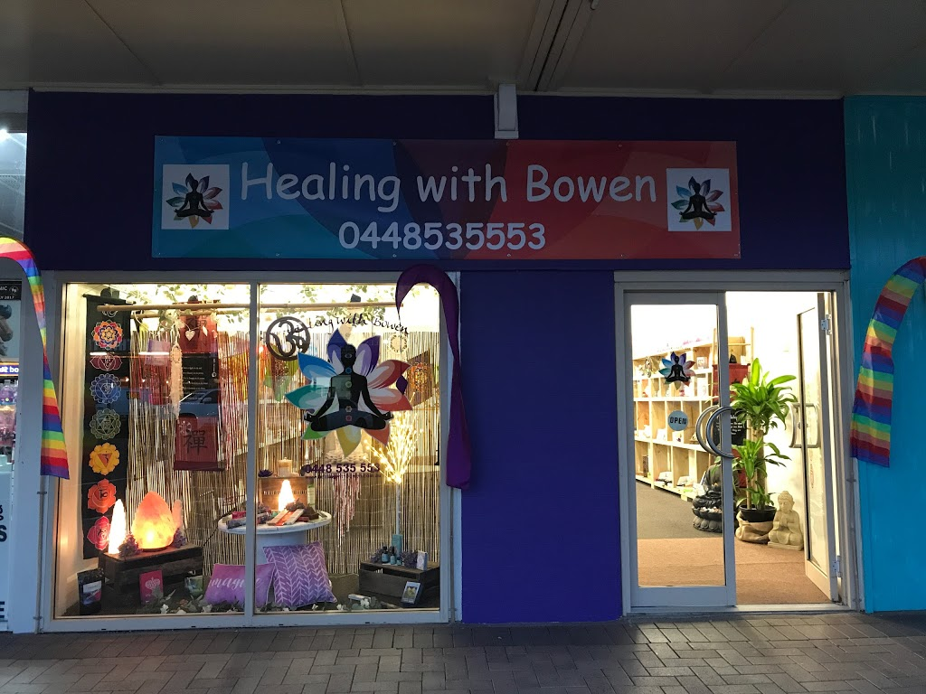 Healing with Bowen | home goods store | 212 Conadilly St, Gunnedah NSW 2380, Australia | 0448535553 OR +61 448 535 553