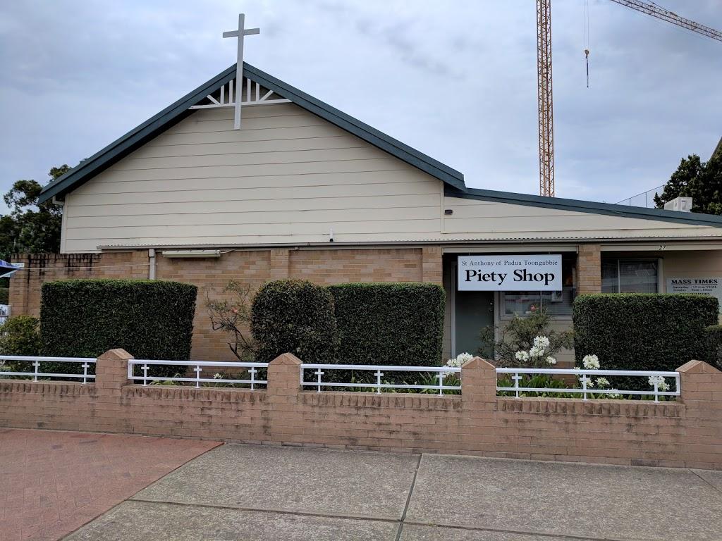 St. Anthony of Padua Catholic Church   church   27-33 Aurelia St, Toongabbie NSW 2146, Australia   0296313316 OR +61 2 9631 3316