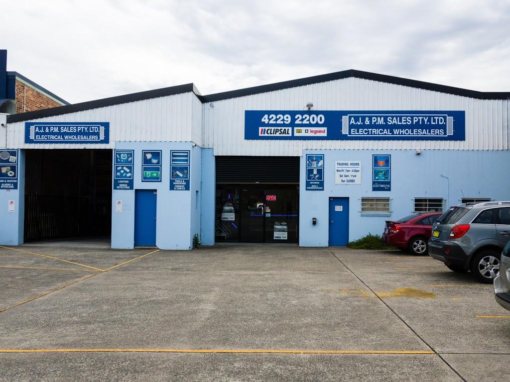 AJ & PM Sales PTY LTD | store | 2/99 Princes Hwy, Fairy Meadow NSW 2519, Australia | 0242292200 OR +61 2 4229 2200