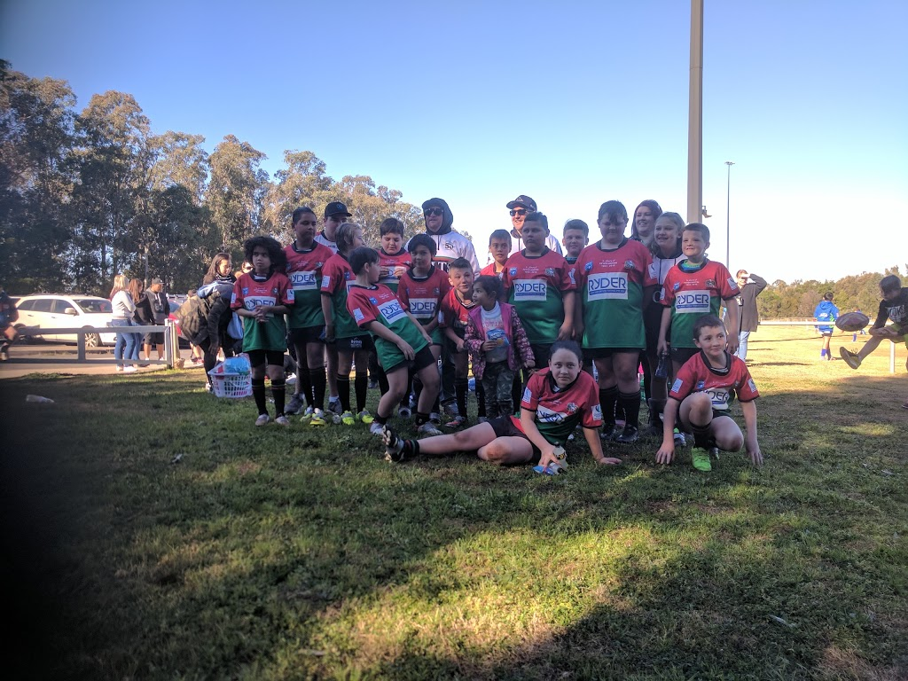 Jack Myers Field   park   Aliberti Dr, Blacktown NSW 2148, Australia