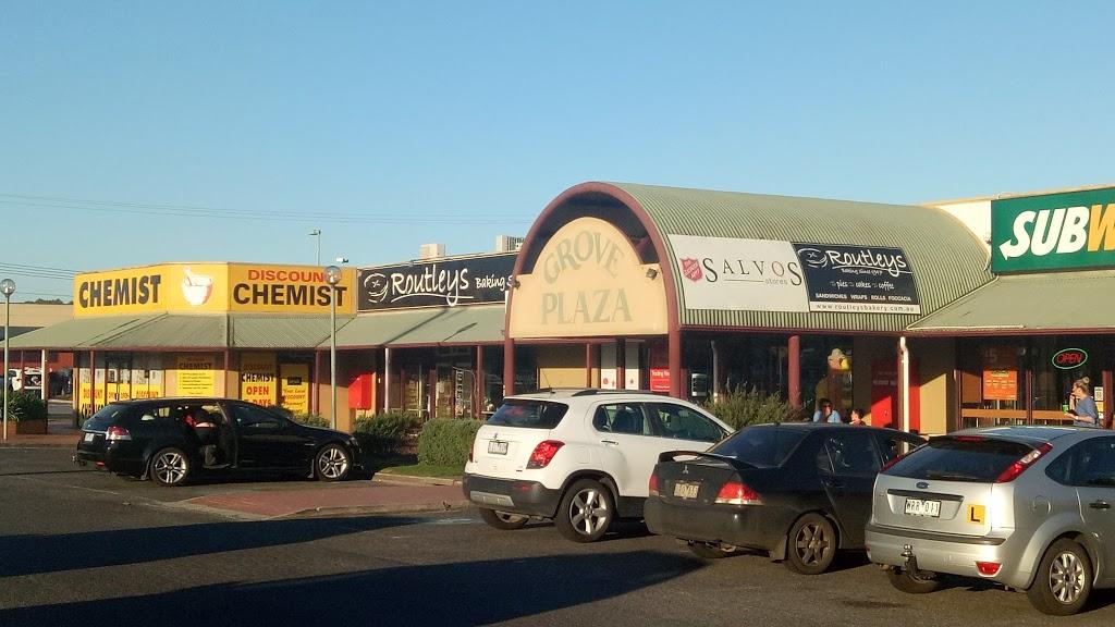 Grove Plaza Pharmacy | pharmacy | 146 Torquay Road, Grovedale VIC 3216, Australia | 0352412395 OR +61 3 5241 2395