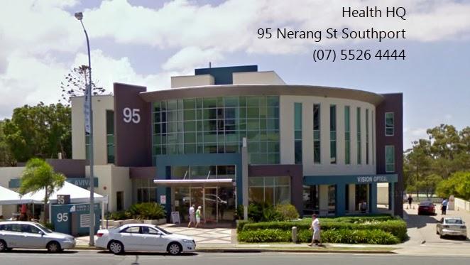 Health HQ | hospital | Level 2/95 Nerang St, Southport QLD 4215, Australia | 0755264444 OR +61 7 5526 4444
