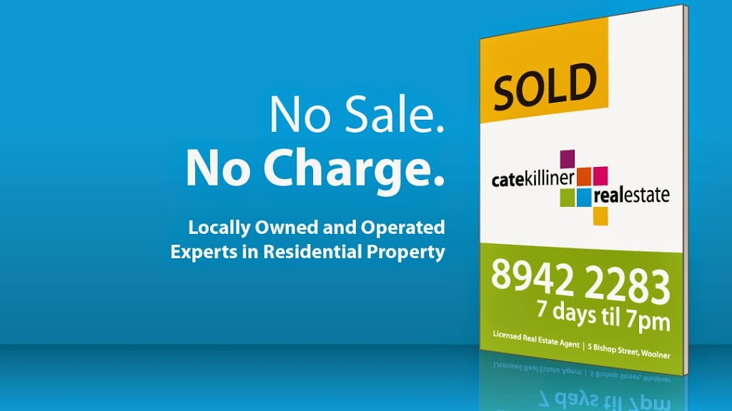 Cate Killiner Real Estate | real estate agency | 5 Bishop St, Woolner NT 0820, Australia | 0889422283 OR +61 8 8942 2283