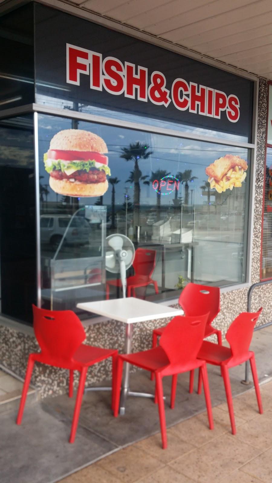 Grange Fish&Chips   cafe   590 Seaview Rd, Grange SA 5022, Australia   0423033873 OR +61 423 033 873